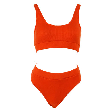 CRAVE YOU SET - ORANGE