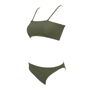 YANNICK SET - ARMY GREEN