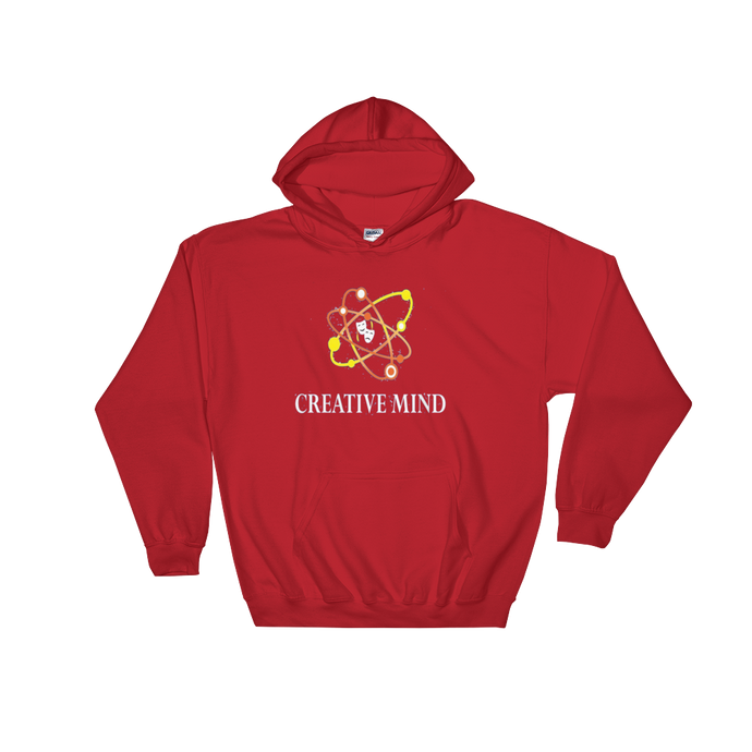 Mens CMI Hooded Sweatshirt