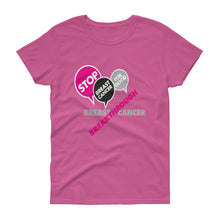 Load image into Gallery viewer, Women's Breast Cancer T-shirt
