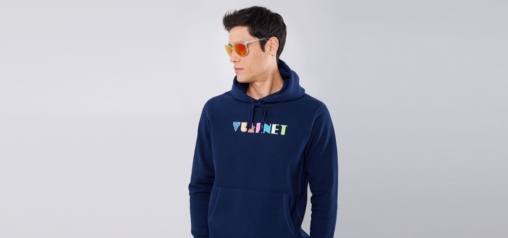 RETRO LOGO SWEATSHIRT