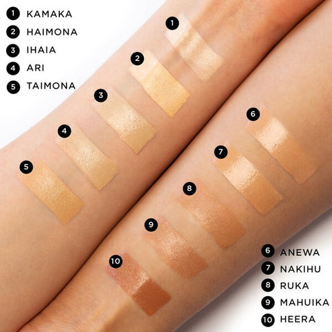 Nui Cream Concealer All Shades