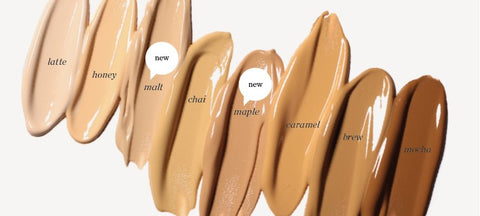 Ere Perez Oat Milk Foundation All Shades