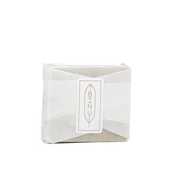 Binu Bamboo Facial Soap 100 g