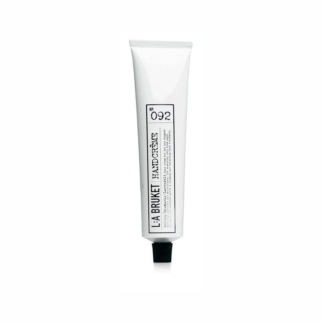 NO. 92 HAND CREAM SAGE/ROSEMARY/LAVENDER 70 ML | L:A BRUKET | Natürlich, Vegan, Bio, Natural | Online Shop Blanda Beauty