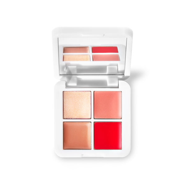 RMS Beauty Lip2Cheek Glow Quad | Make-up Palette
