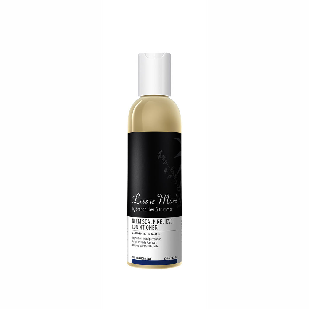 NEEM SCALP RELIEVE CONDITIONER 200 ML von LESS IS MORE | Natürliche vegane Kosmetik