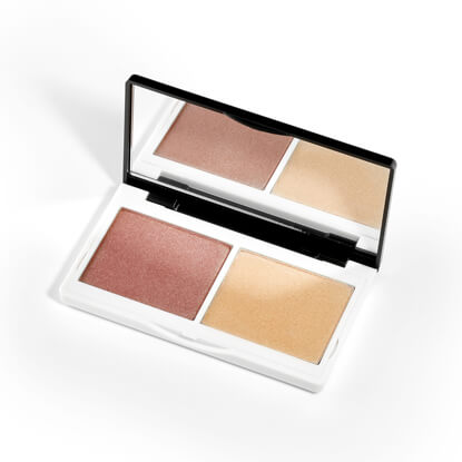 Illuminator Duo 10 g von Lily Lolo | Highlighter | Naturkosmetik