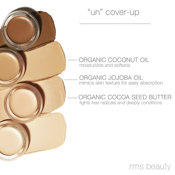 RMS Beauty Un Cover-up Ingredients
