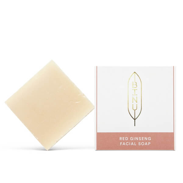 Binu Red Ginseng Facial Soap 100 g