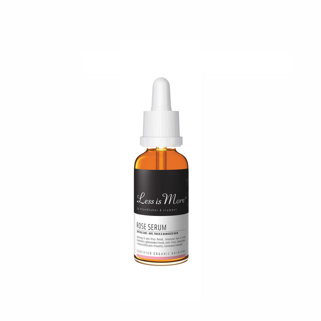 ROSE SERUM 30 ML | LESS IS MORE | Natürlich, Vegan, Bio, Natural | Online Shop Blanda Beauty