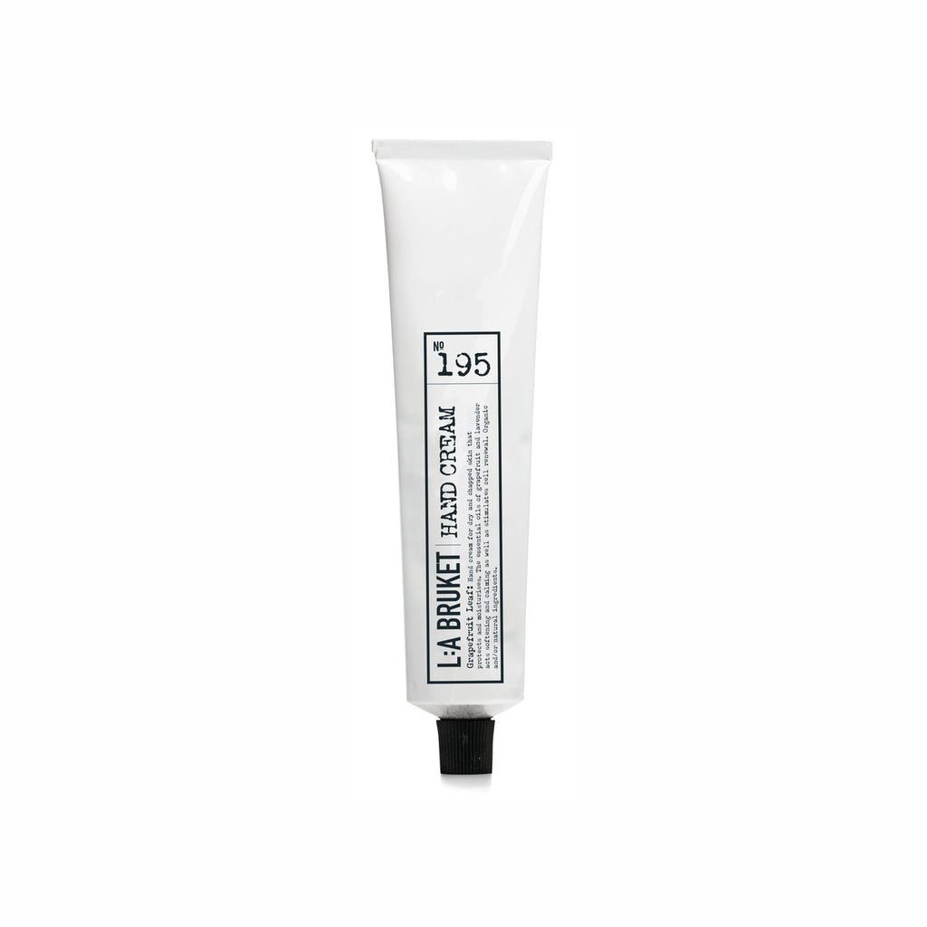 NO. 195 HAND CREAM GRAPEFRUIT LEAF 70 ML | L:A BRUKET | Natürlich, Vegan, Bio, Natural | Online Shop Blanda Beauty