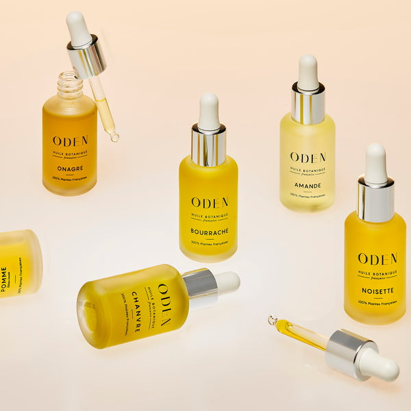 Oden French Facial Oils