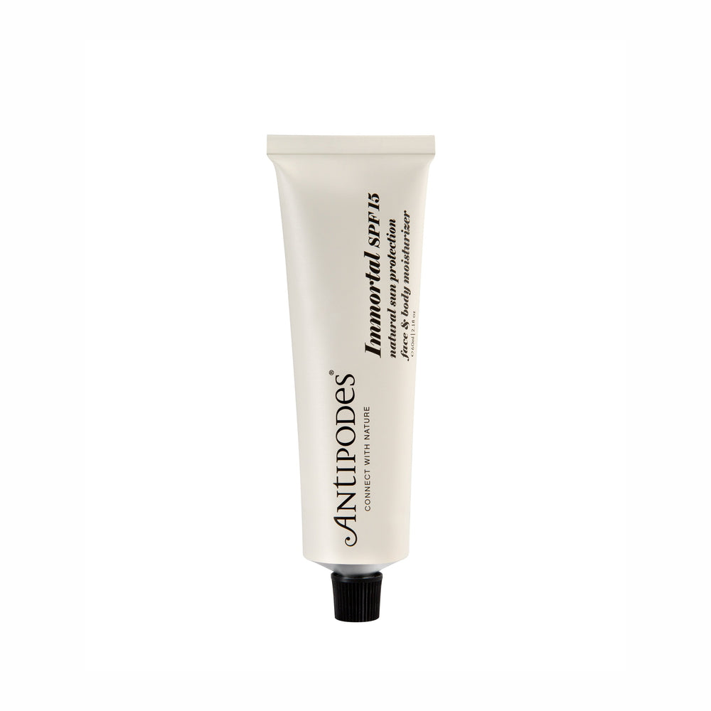 IMMORTAL SPF15 MOISTURISER  60 ML | ANTIPODES | Natürlich, Vegan, Bio, Natural | Online Shop Blanda Beauty