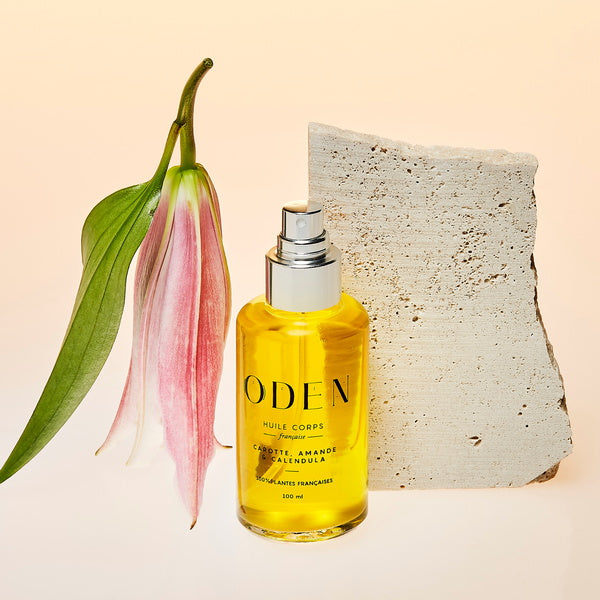 Oden French Body Oil | Französisches Körperöl Mood