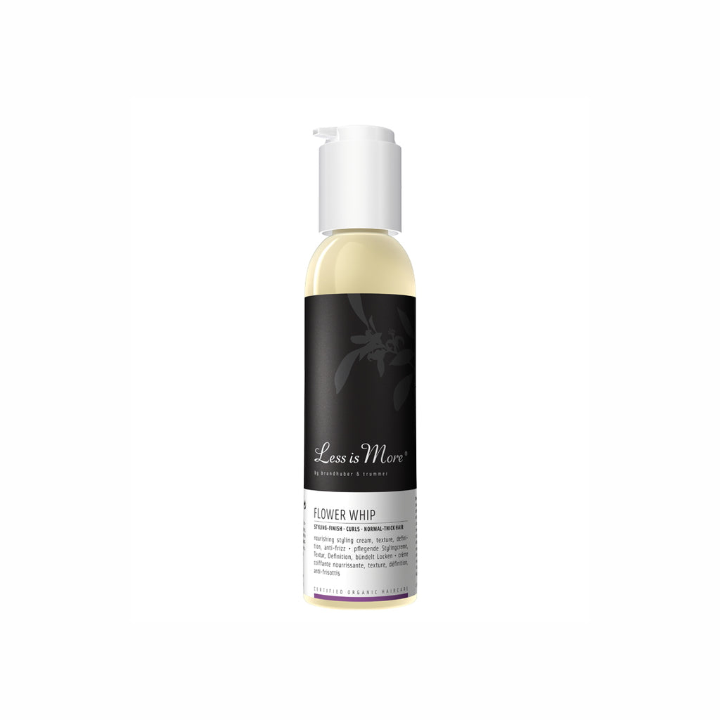 Flower Whip 150 ml von Less Is More | Styling | Naturkosmetik