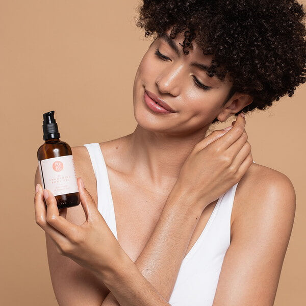 Ruhi The Smoothing Body Oil With 2% Vitamin E 100 ml