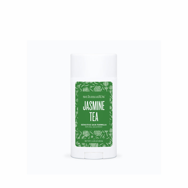 JASMINE TEA SENSITIVE SKIN DEODORANT STICK | SCHMIDT'S | Natürlich, Vegan, Bio, Natural | Online Shop Blanda Beauty