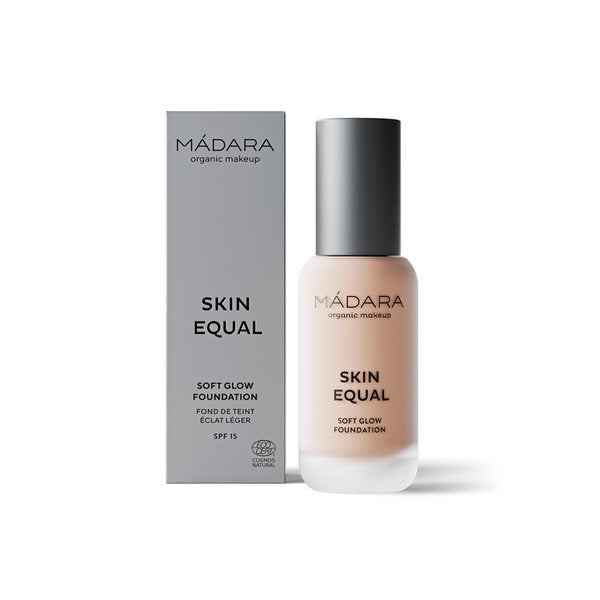 Mádara Skin Equal Soft Glow Foundation 30 ml