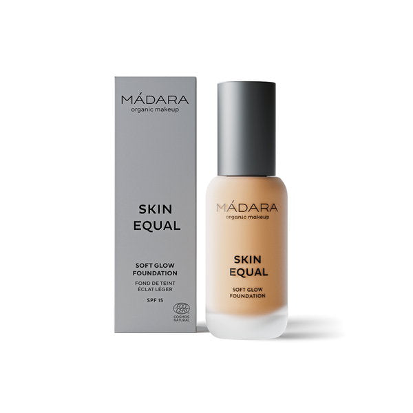 Skin Equal Soft Glow Foundation 30 ml von Mádara | Foundation | Naturkosmetik