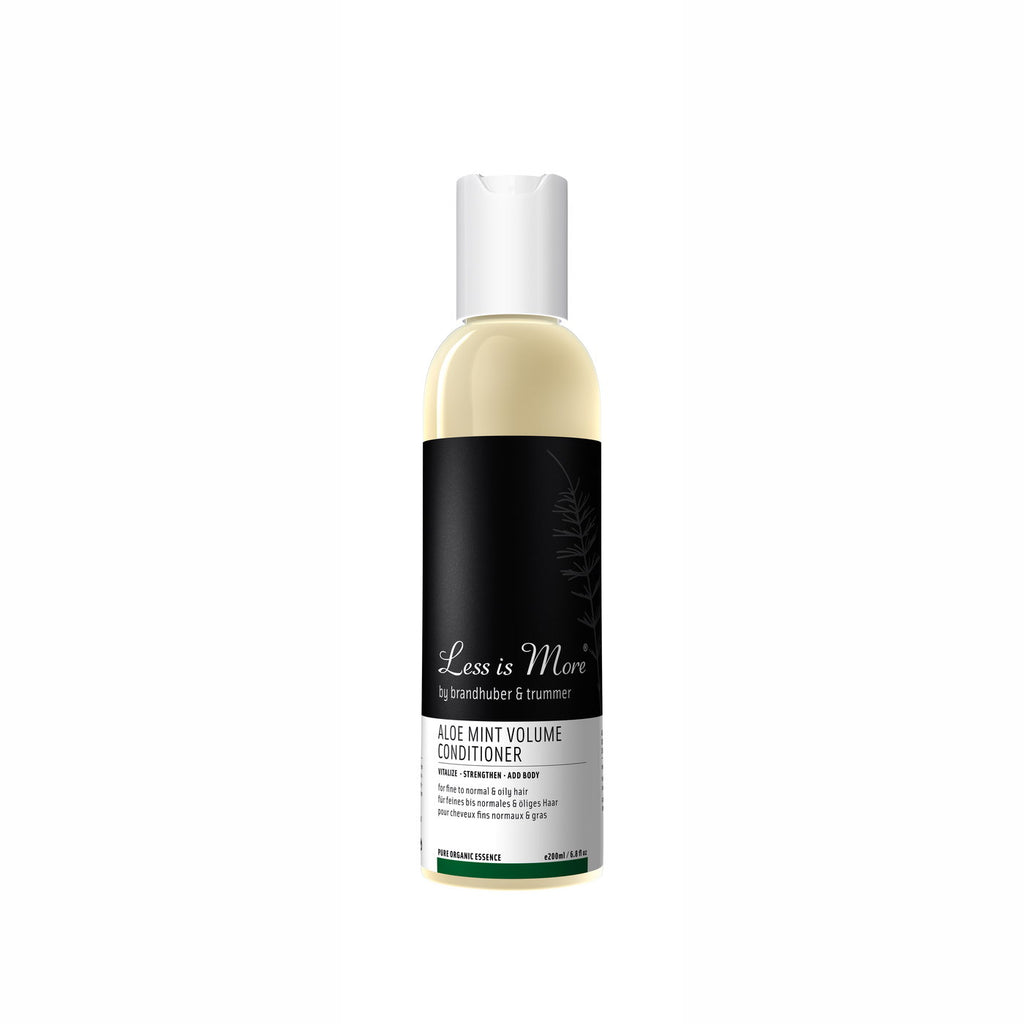 ALOE MINT VOLUME CONDITIONER 200 ML | LESS IS MORE | Natürlich, Vegan, Bio, Natural | Online Shop Blanda Beauty