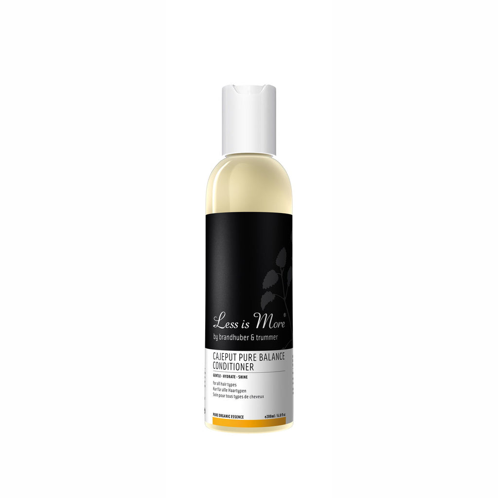 CAJEPUT PURE BALANCE CONDITIONER 200 ML | LESS IS MORE | Natürlich, Vegan, Bio, Natural | Online Shop Blanda Beauty