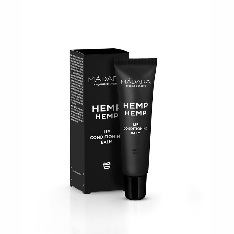 Mádara Hemp Hemp Lip Conditioning Balm 15 ml