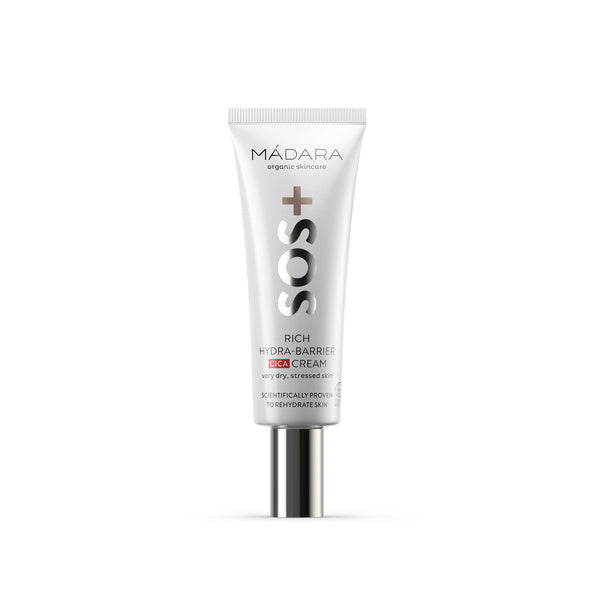 Mádara SOS Rich Hydra-Barrier CICA Cream 40 ml