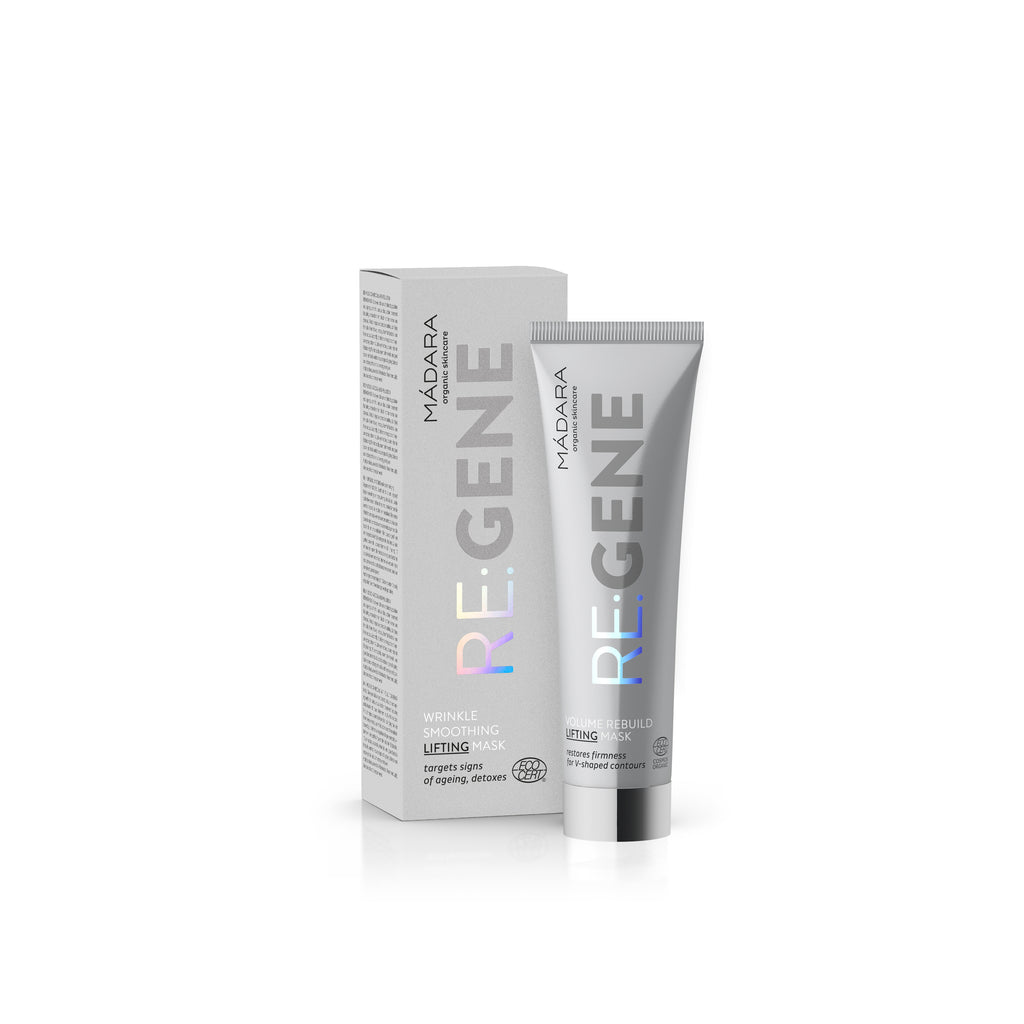 TIME MIRACLE RE:GENE VOLUME REBUILD LIFTING MASK 60 ML | MÁDARA | Natürlich, Vegan, Bio, Natural | Online Shop Blanda Beauty