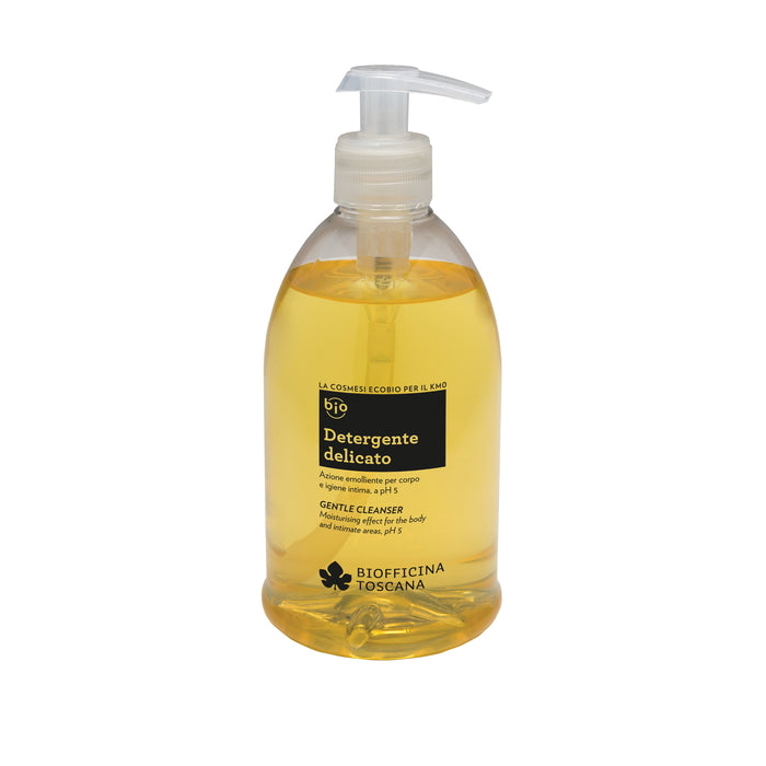 GENTLE CLEANSER 500 ML | BIOFFICINA TOSCANA | Natürlich, Vegan, Bio, Natural | Online Shop Blanda Beauty