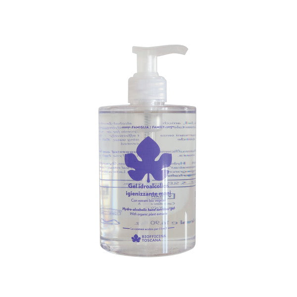 Biofficina Toscana Hydro-Alcoholic Hand Sanitiser Gel 500 ml