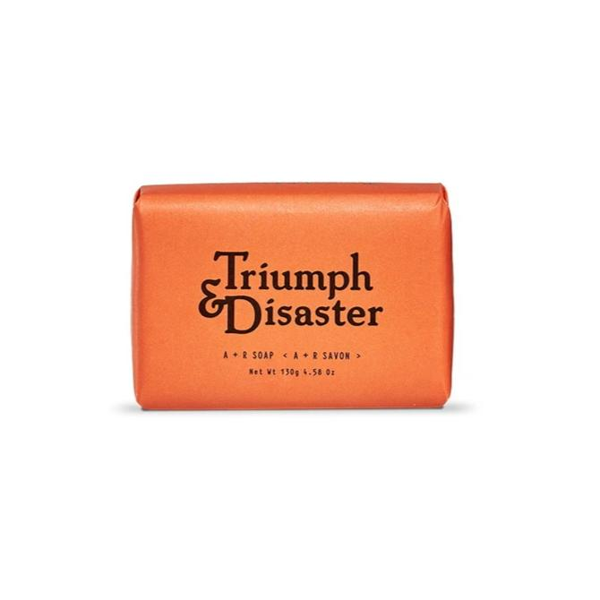 A+R SOAP 130 G | TRIUMPH & DISASTER | Natürlich, Vegan, Bio, Natural | Online Shop Blanda Beauty