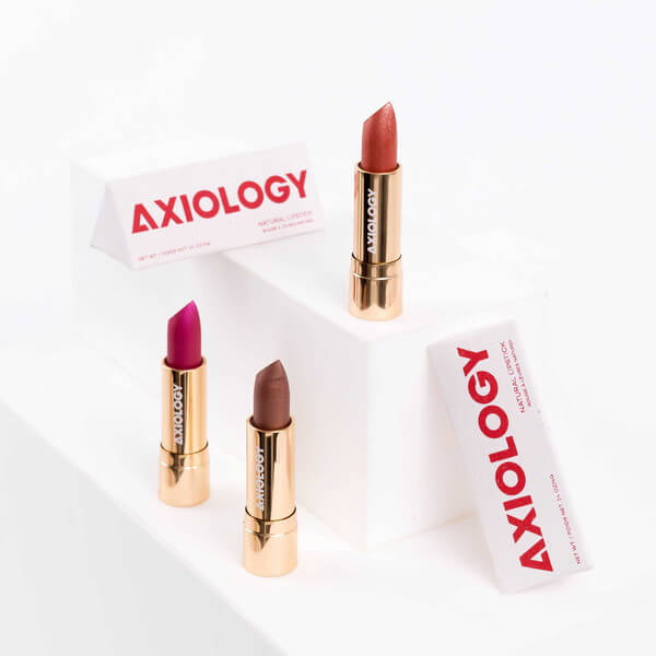 Axiology Natural Lipstick Joy 4 g
