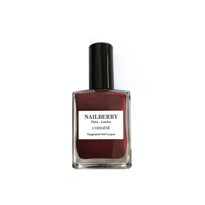 Nailberry L'Oxygéné Mystique Red 15 ml