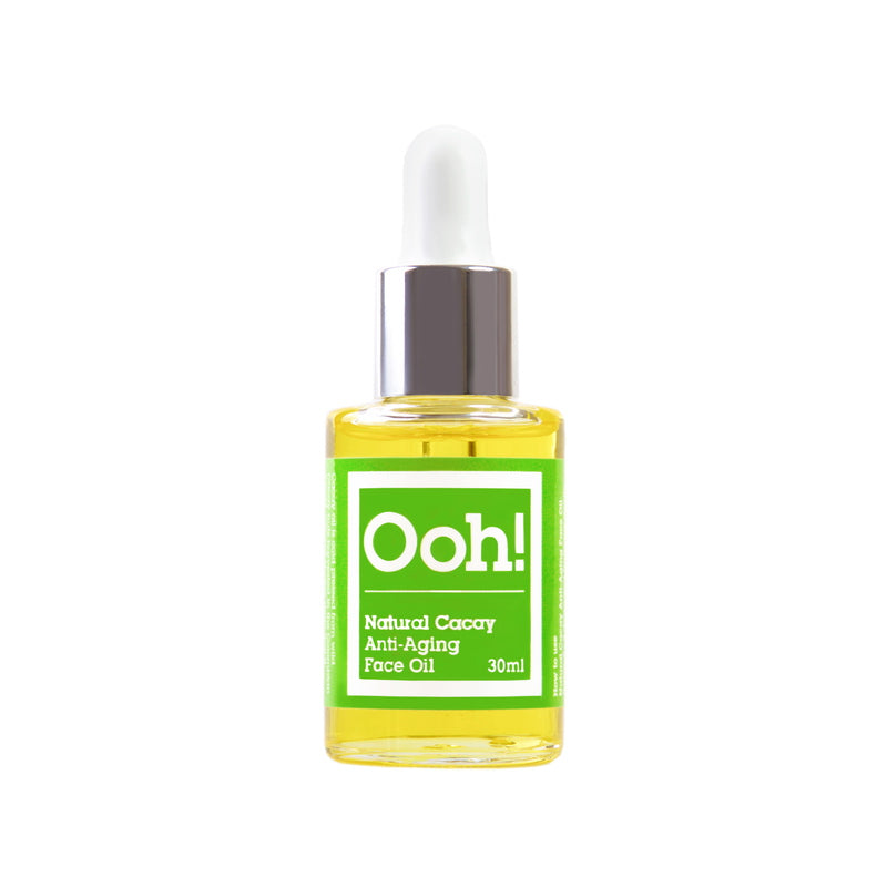 Natural Cacay Anti-Aging Face Oil 30 ml von Ooh! Oils Of Heaven | Öl & Serum | Naturkosmetik