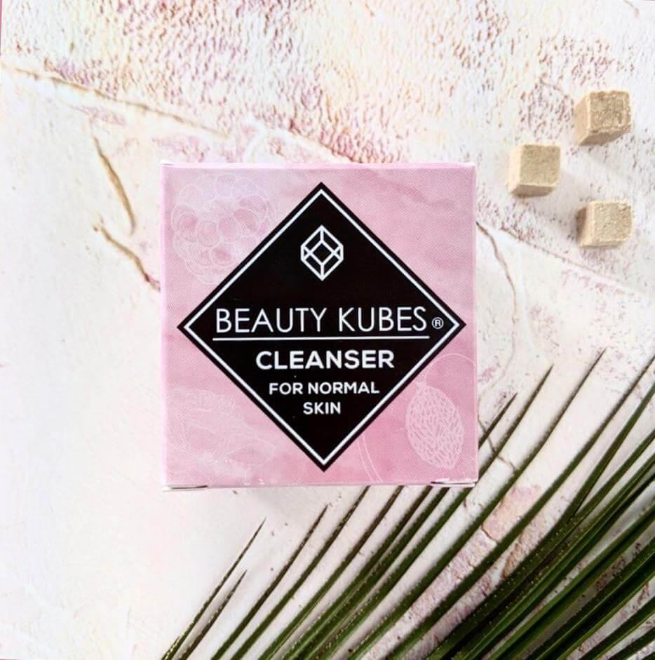 Beauty Kubes Cleanser Normal Skin | Plastikfreier Gesichtsreiniger