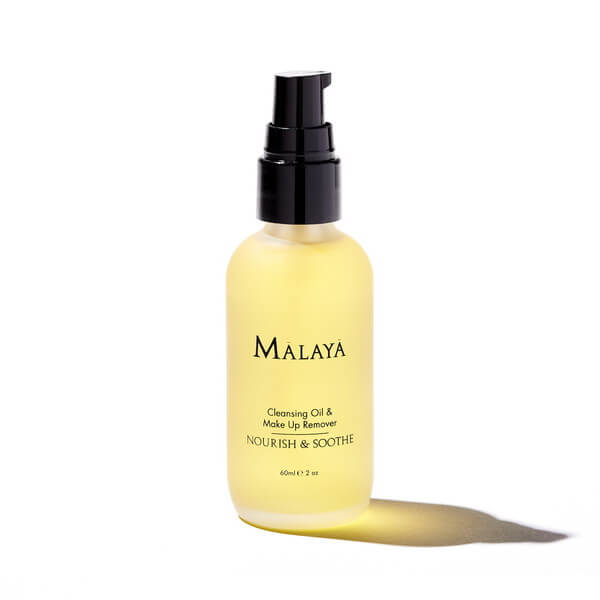 Cleansing Oil And Make-up Remover 60 ml von Malaya Organics | Reinigung | Naturkosmetik