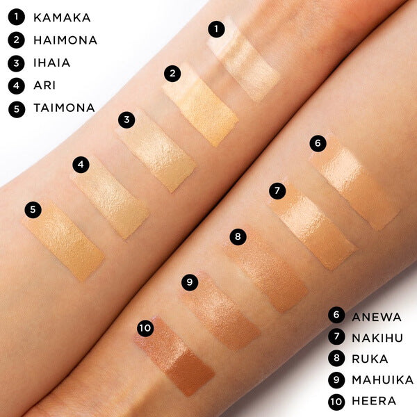 Nui Berlin Natural Cream Concealer (03) Ihaia 3 g
