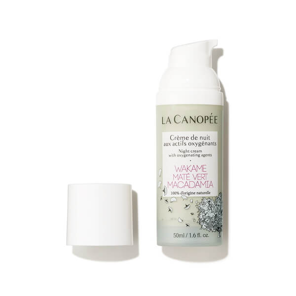 La Canopée Night Cream With Oxygenating Agents