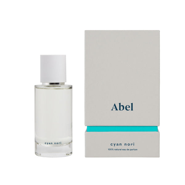 Abel Odor Cyan Nori with packaging