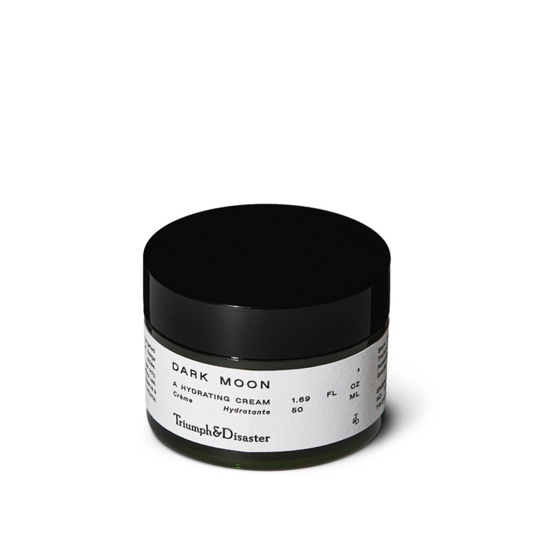 Dark Moon Moisturizing Night Cream 50 ml von Triumph & Disaster | Gesichtspflege | Naturkosmetik