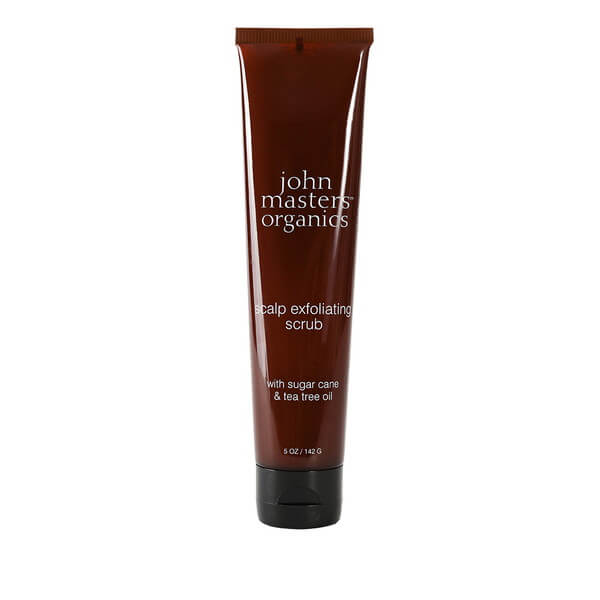 John Masters Organics Scalp Exfoliating Scrub With Sugar Cane & Tea Tree Oil 142 g