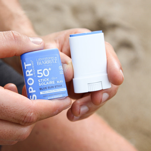 Alga Maris Sun Stick Sport & Travel Blue