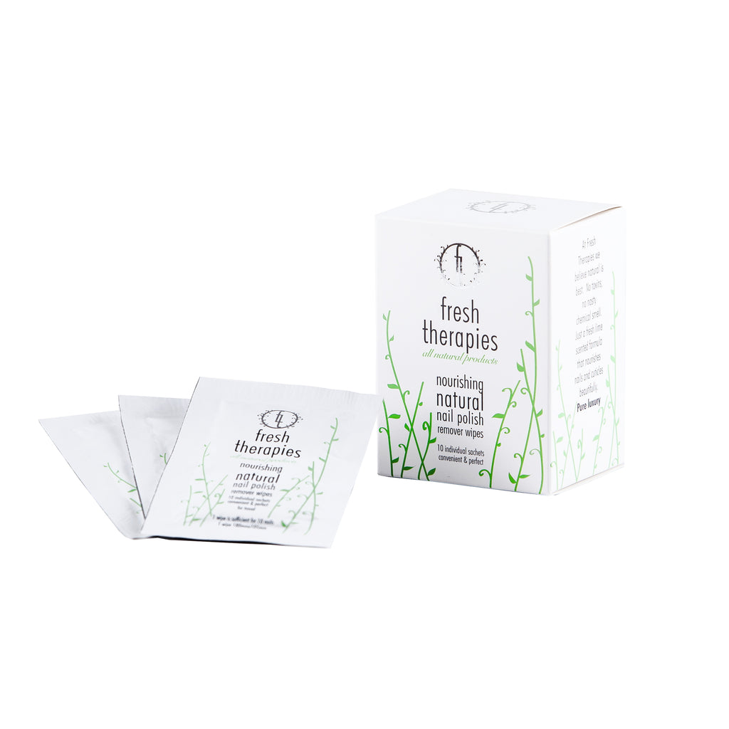 Fresh Therapies Sachet Wipes Box 10 Stück
