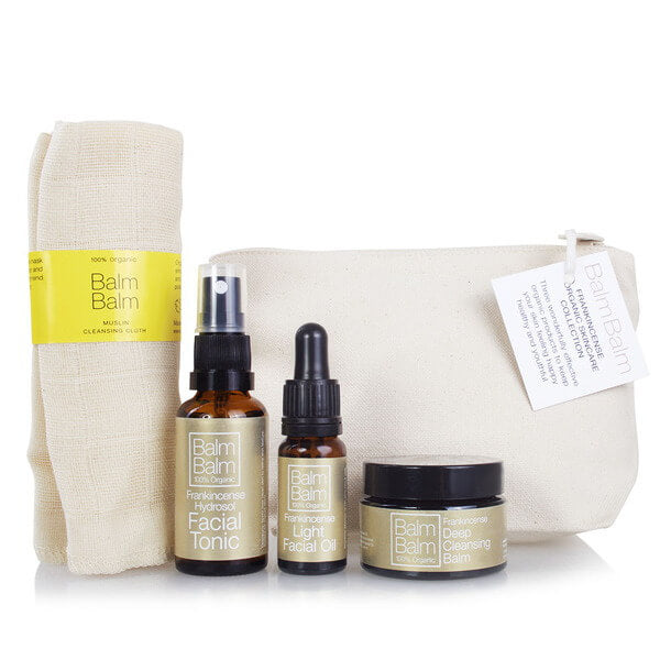 Balm Balm Frankincense Facial Travel Kit