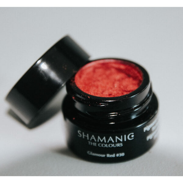 Shamanic The Colours Glamour Red No 30