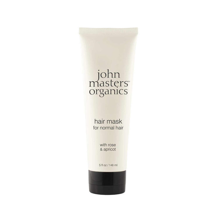 ROSE & APRICOT HAIR MASK 148 ML | JOHN MASTERS ORGANICS | Natürlich, Vegan, Bio, Natural | Online Shop Blanda Beauty
