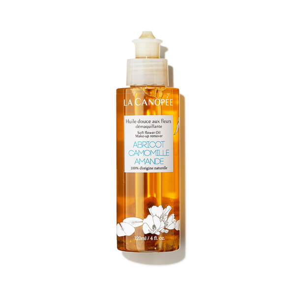 La Canopée Soft Cleansing And Make-Up Remover Oil