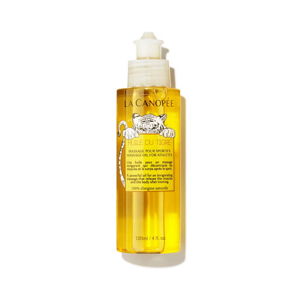 La Canopée Tiger Massage Oil 120 ml