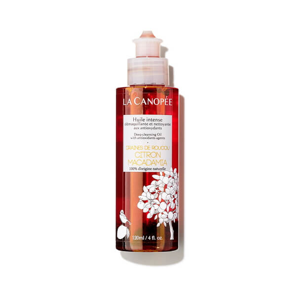 La Canopée Deep Cleansing Oil With Antioxidants